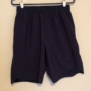 Size M Mens Adidas Blue Athletic Shorts